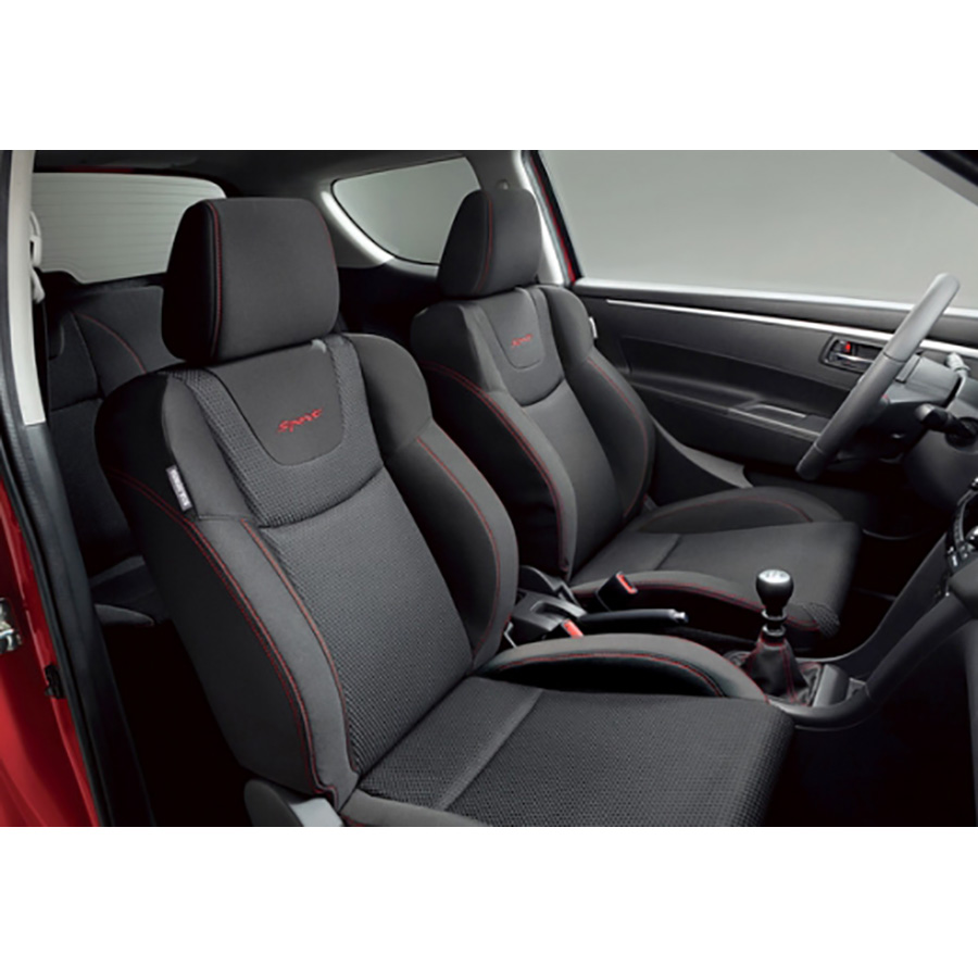 test suzuki swift sport 1 6 vvt essai voiture citadine ufc que choisir. Black Bedroom Furniture Sets. Home Design Ideas