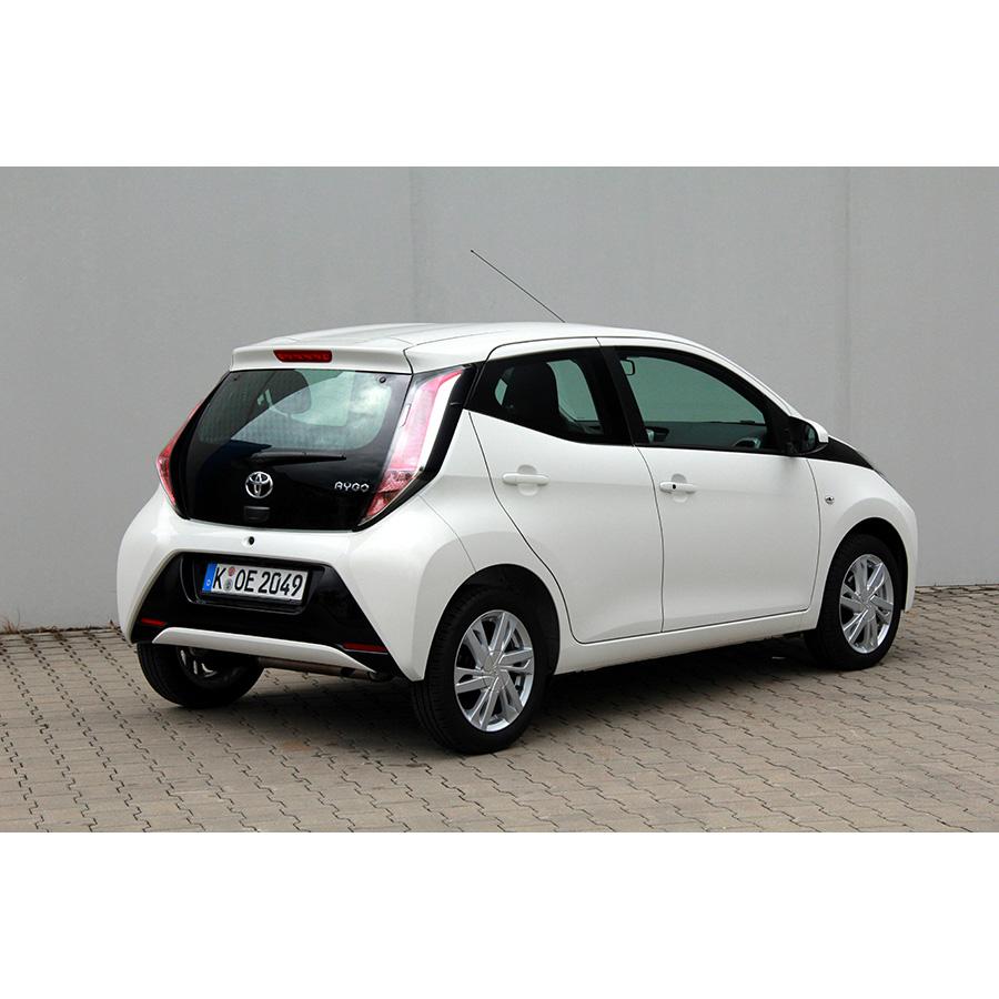 Toyota Aygo 1.0 VVT-i -