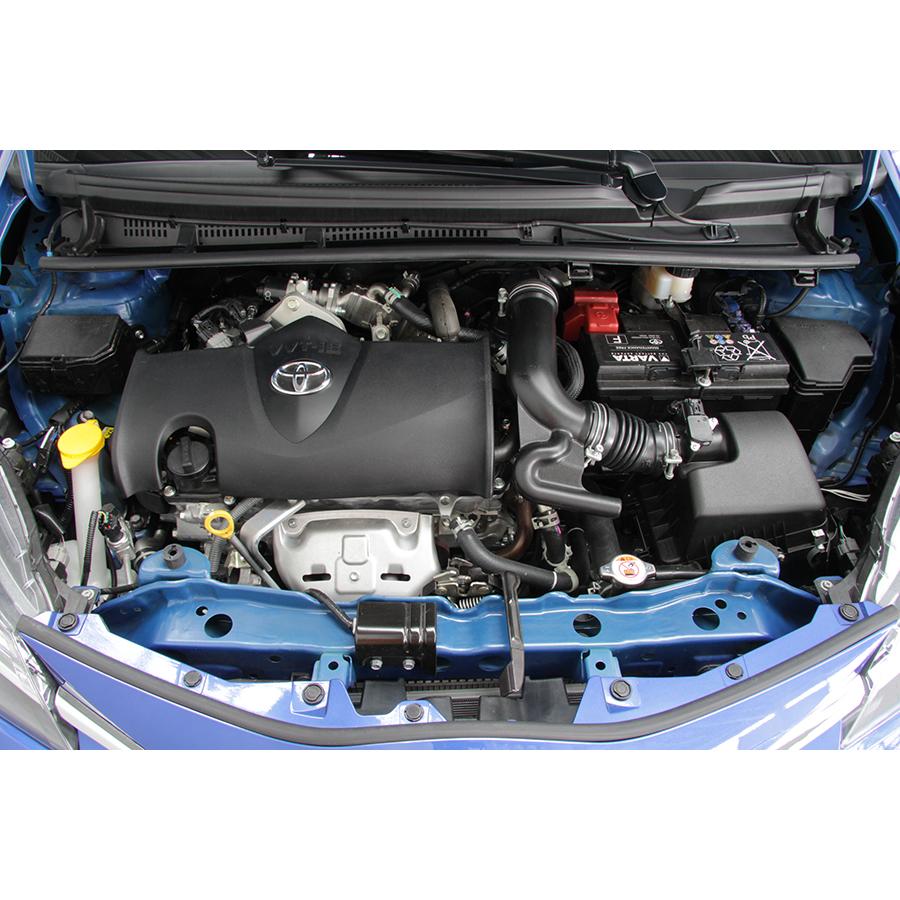 Toyota Yaris 110 VVT-i -