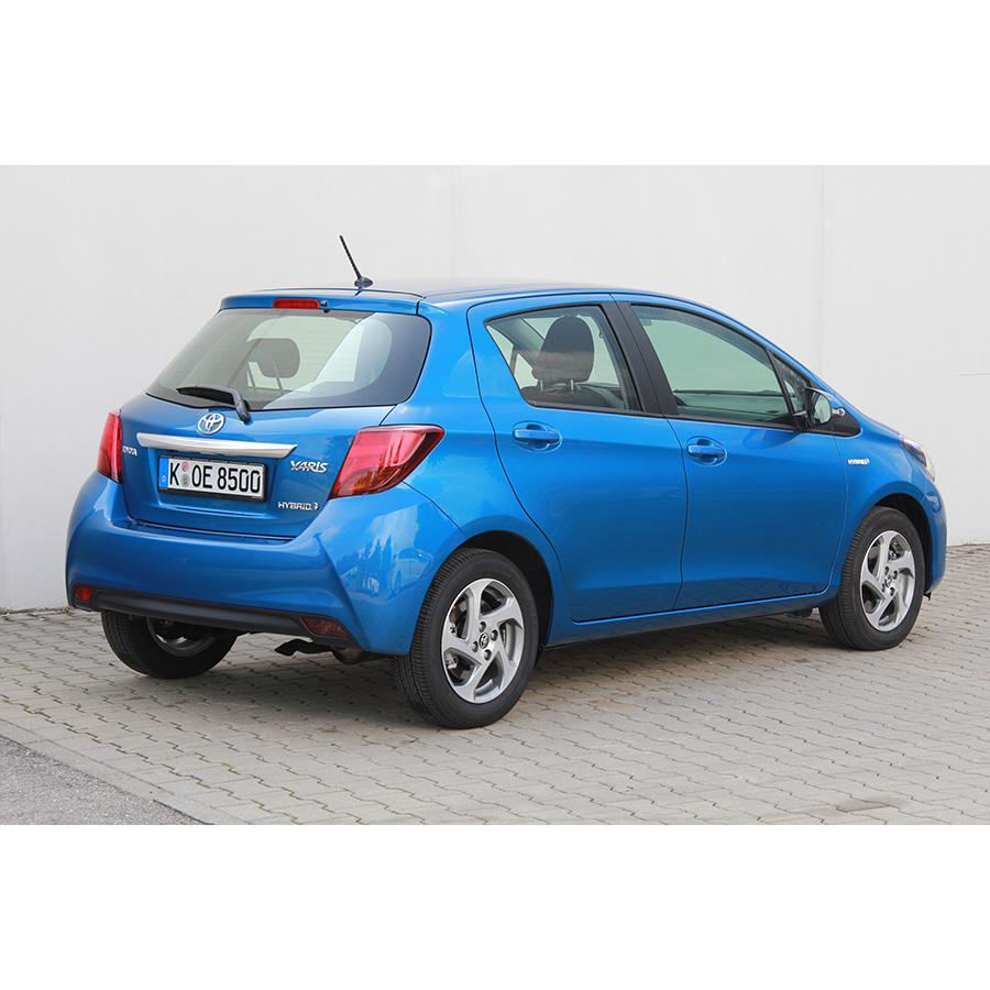 Toyota Yaris hybride 100h -