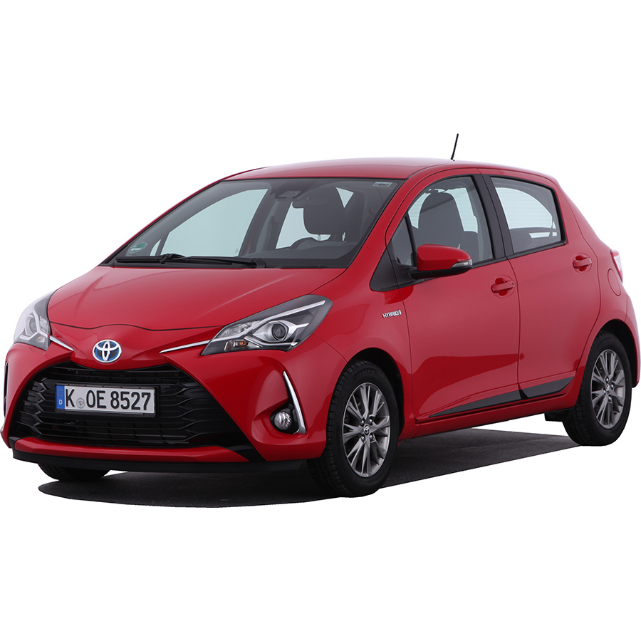 test toyota yaris hybride 100h essai voiture citadine ufc que choisir. Black Bedroom Furniture Sets. Home Design Ideas