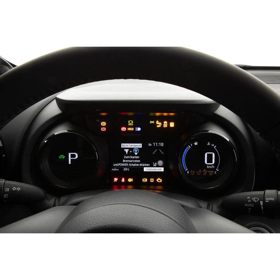 Toyota Yaris Hybride 116h -