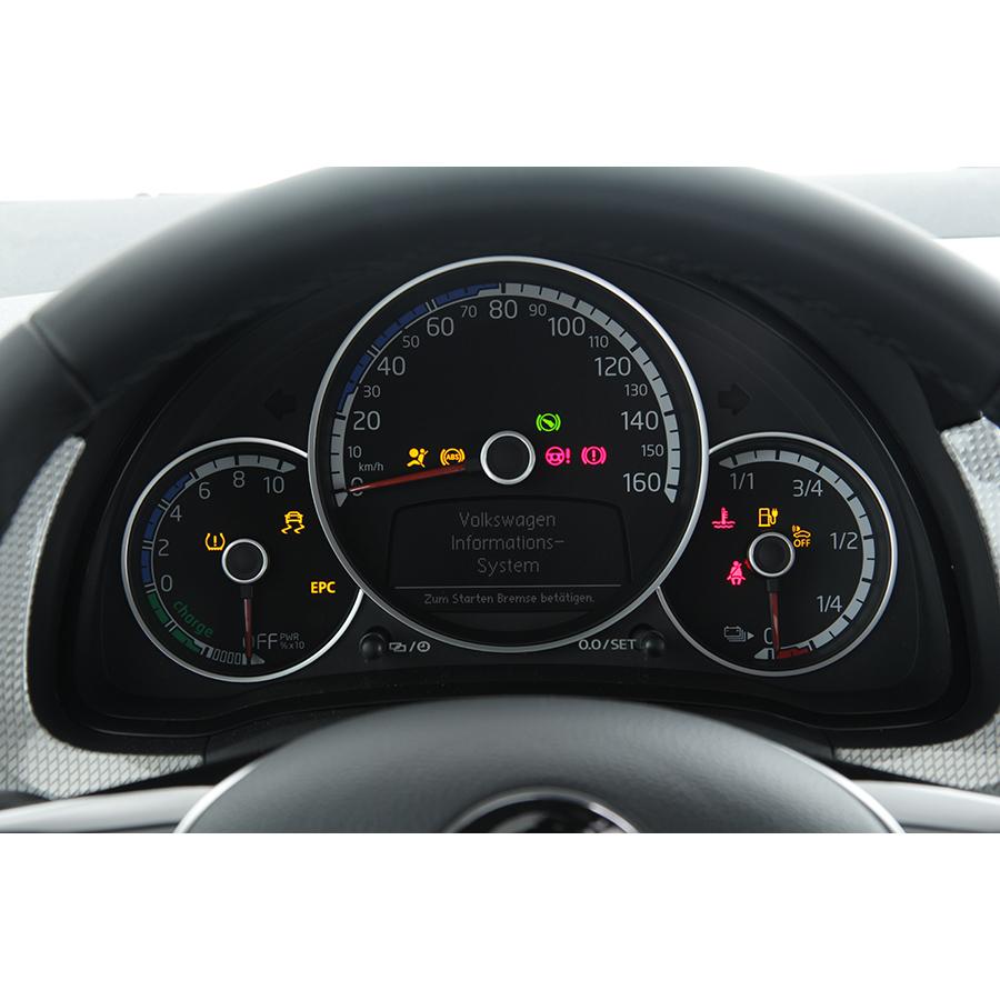 Volkswagen e-up! électrique -