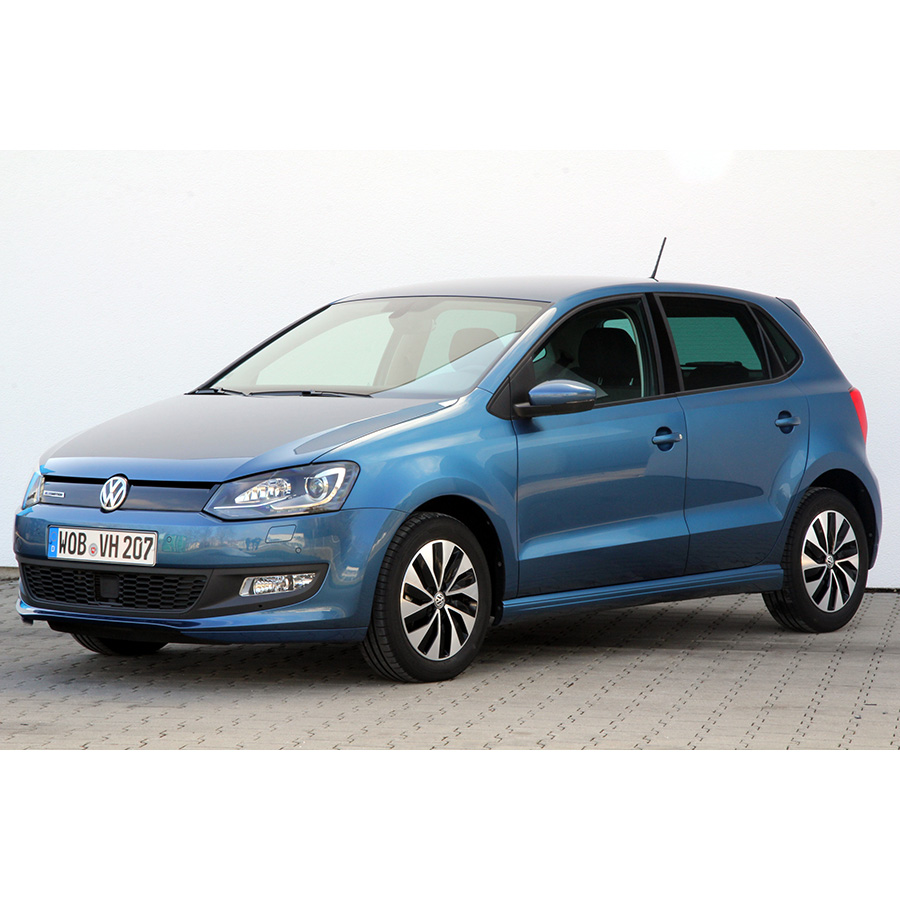 test volkswagen polo 1 0 tsi 95 bluemotion essai voiture citadine ufc que choisir. Black Bedroom Furniture Sets. Home Design Ideas