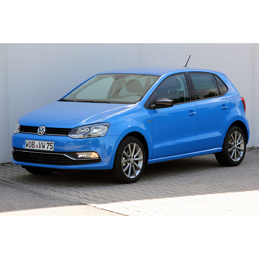 test volkswagen polo 1 2 tsi 90 bluemotion technology essai voiture citadine ufc que choisir. Black Bedroom Furniture Sets. Home Design Ideas