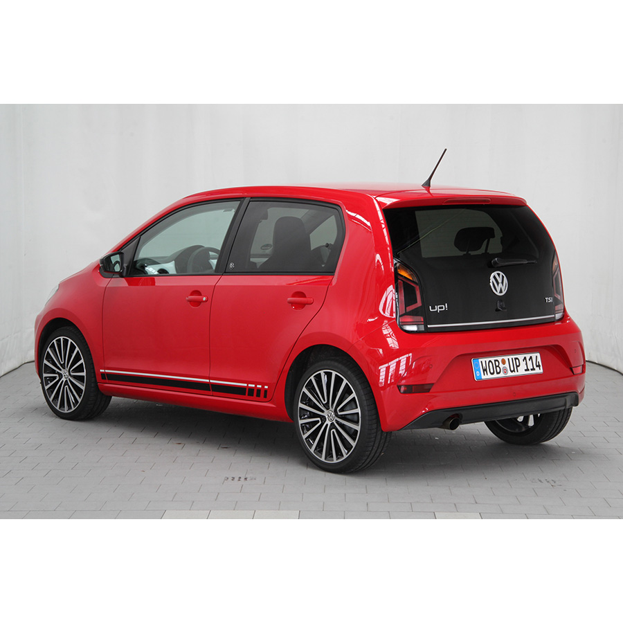 Volkswagen up! 1.0 90 BeatsAudio -