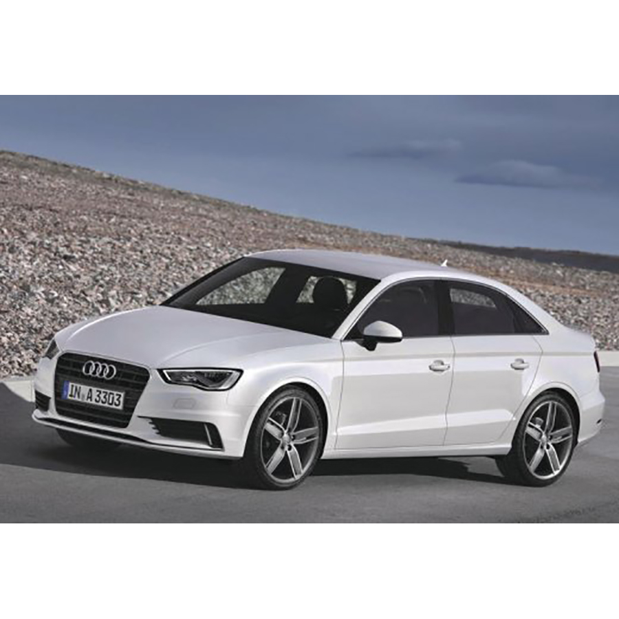 test audi a3 berline 1 4 tfsi cod essai voiture compacte. Black Bedroom Furniture Sets. Home Design Ideas