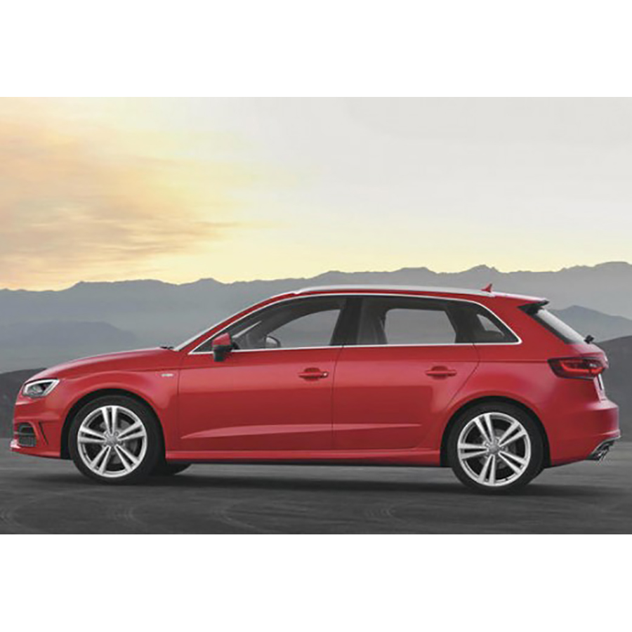 test audi a3 sportback 1 4 tfsi essai voiture compacte. Black Bedroom Furniture Sets. Home Design Ideas