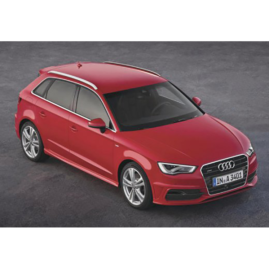 audi a3 sportback test road test audi a3 sportback 1 4. Black Bedroom Furniture Sets. Home Design Ideas