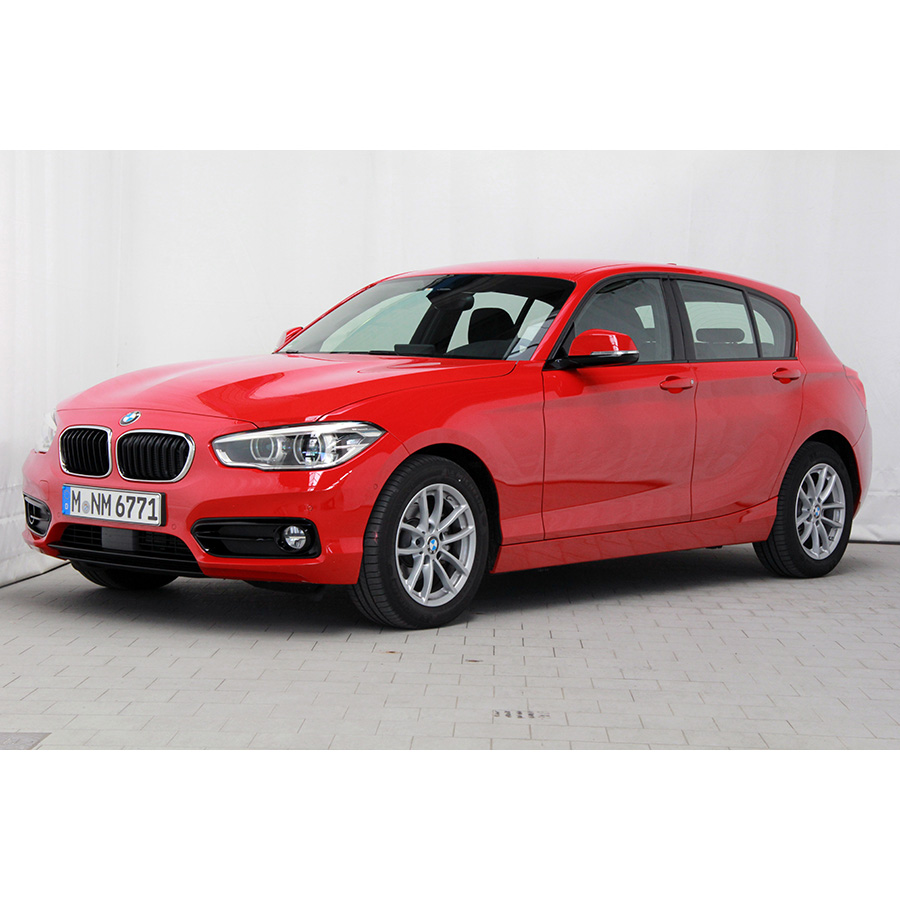 test bmw 116d 116 ch a essai voiture compacte ufc que. Black Bedroom Furniture Sets. Home Design Ideas