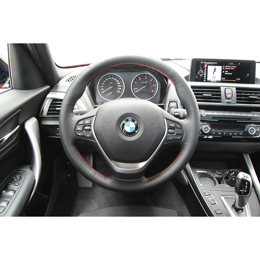 BMW 116d 116 ch A -