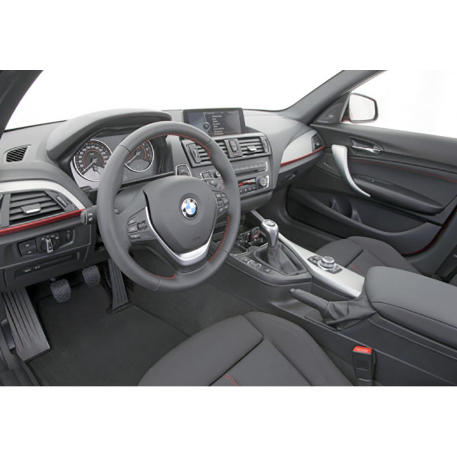test bmw 116d efficientdynamics edition essai voiture compacte ufc que choisir. Black Bedroom Furniture Sets. Home Design Ideas