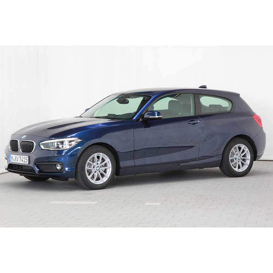 test bmw 116i 109 ch essai voiture compacte ufc que choisir. Black Bedroom Furniture Sets. Home Design Ideas