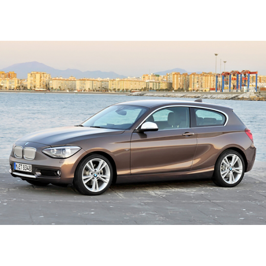 BMW 120d 119g A -