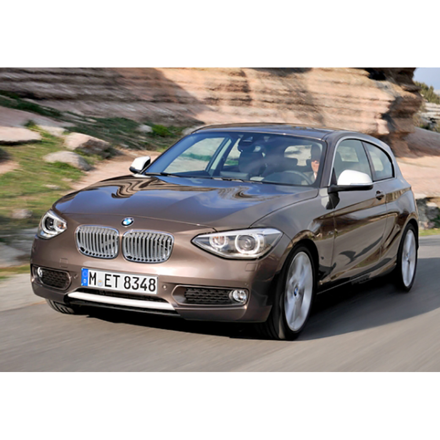 test bmw 120d 119g a essai voiture compacte ufc que. Black Bedroom Furniture Sets. Home Design Ideas