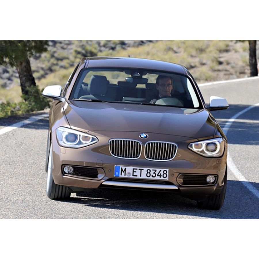 test bmw 120d 119g a essai voiture compacte ufc que choisir. Black Bedroom Furniture Sets. Home Design Ideas