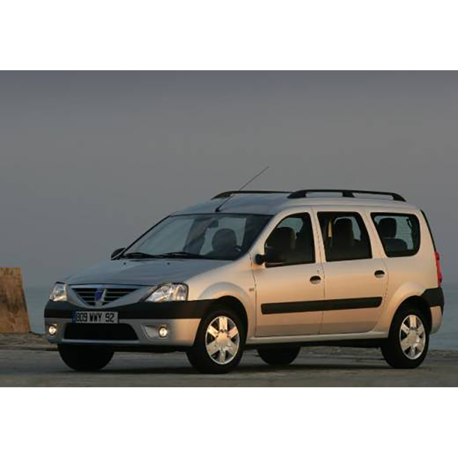 Dacia Logan MCV TCe 90 - Vue principale