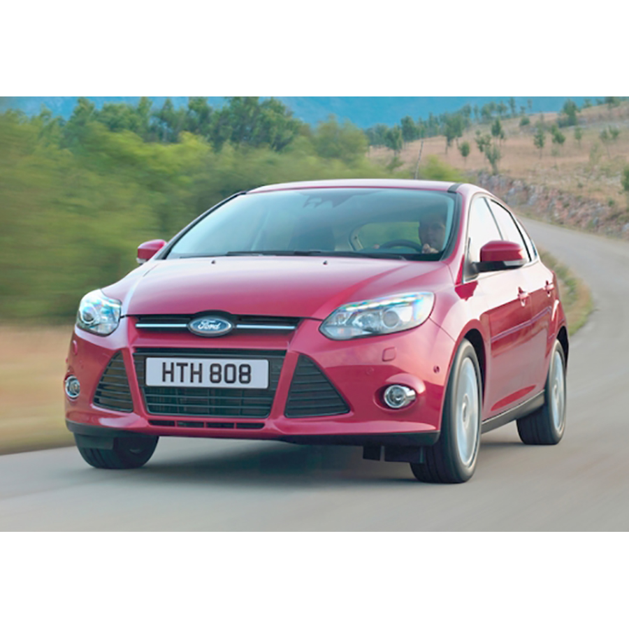 test ford focus 1 0 scti 125 ecoboost s s essai voiture. Black Bedroom Furniture Sets. Home Design Ideas