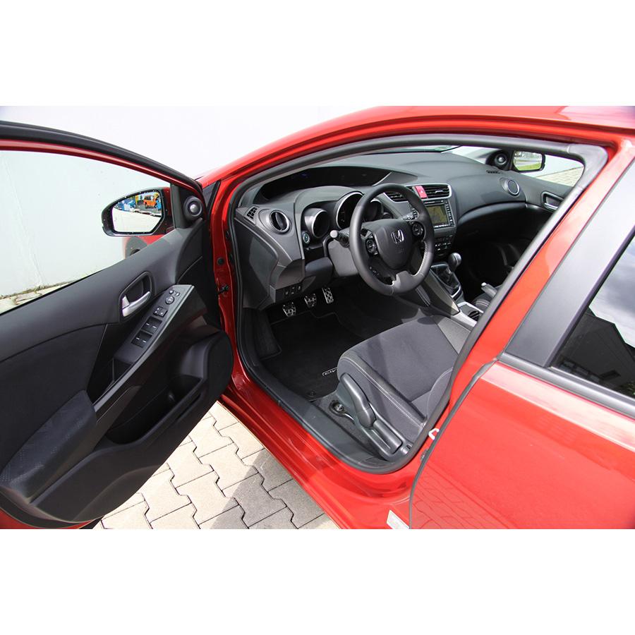 Honda Civic 1.6 i-DTEC 120 -