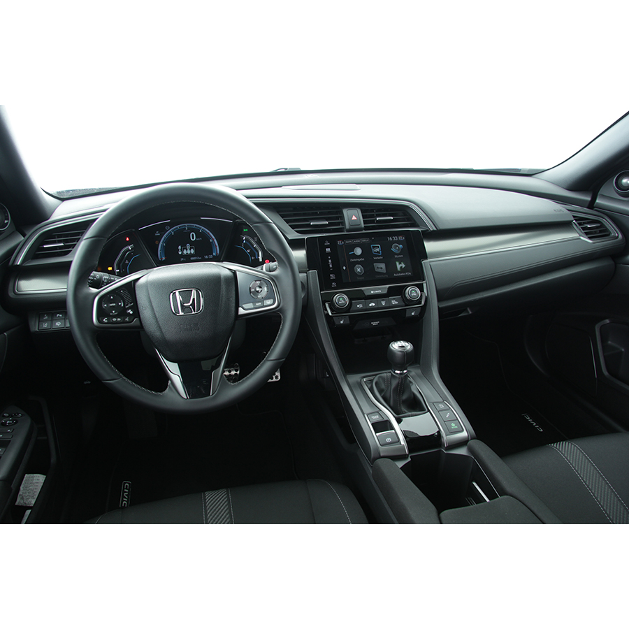 Honda Civic 1.6 i-DTEC 120 -