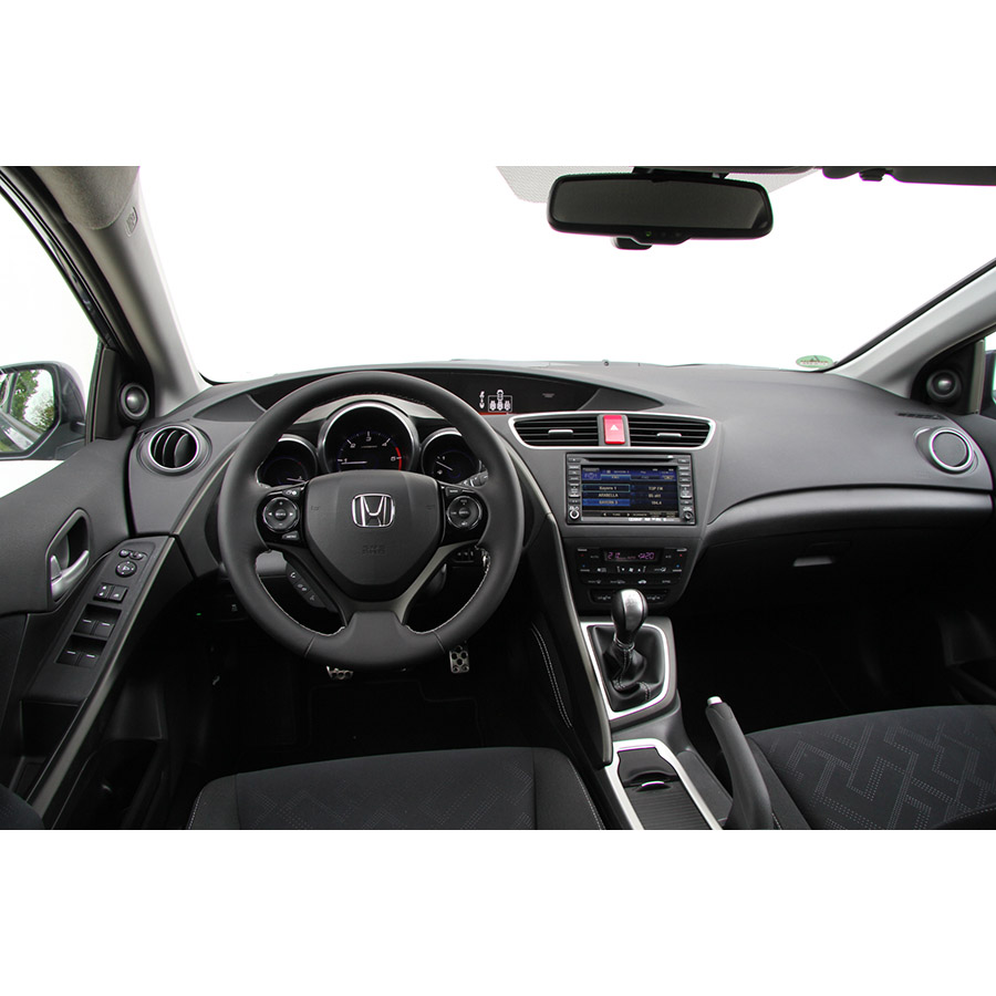 Honda Civic Tourer 1.6 i-DTEC 120 -