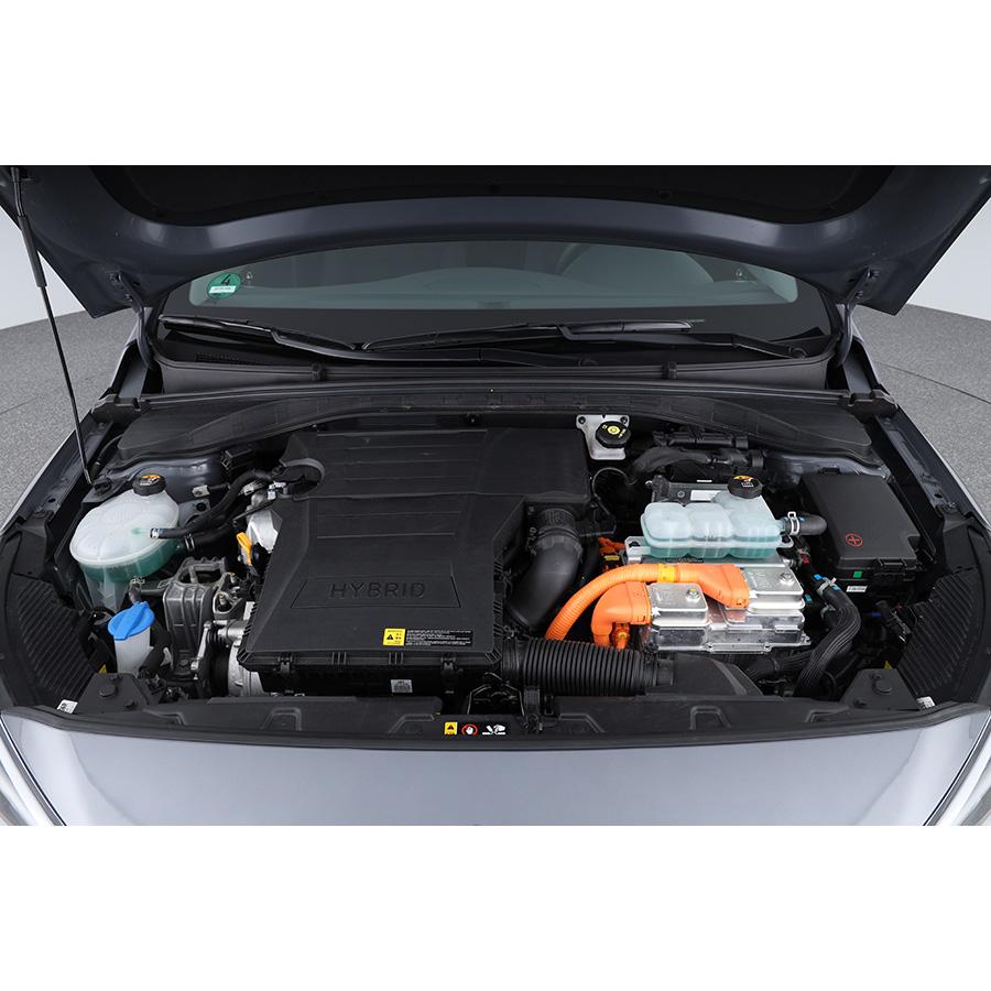 Hyundai Ioniq Hybrid 141 ch -