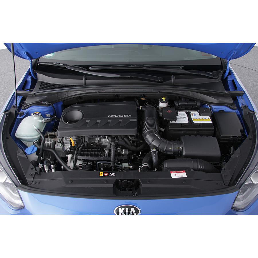 Kia Ceed 1.4 T-GDI 140 ch ISG BVM 6 -