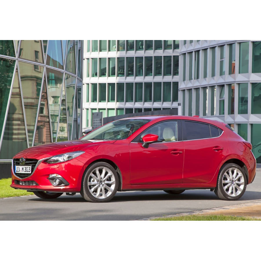 test mazda 3 2 2l skyactiv d 150ch essai voiture compacte ufc que choisir. Black Bedroom Furniture Sets. Home Design Ideas