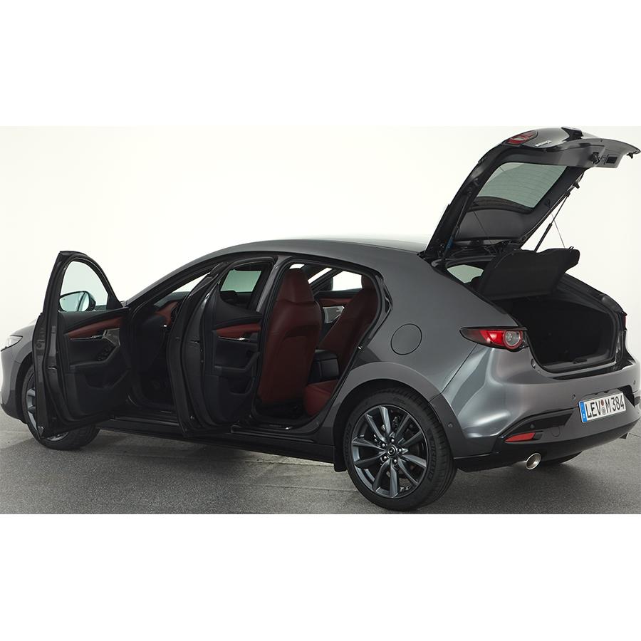 Mazda 3 2.0L SKYACTIV-X M Hybrid 180 ch BVM6 -