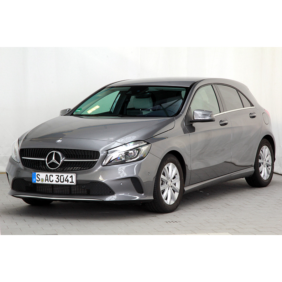 test mercedes a 180 blueefficiency edition essai voiture compacte ufc que choisir. Black Bedroom Furniture Sets. Home Design Ideas