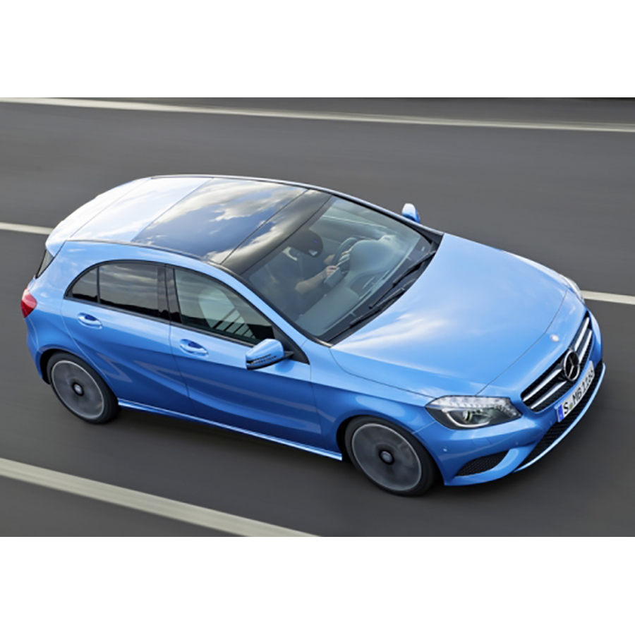 test mercedes classe a 180 cdi blueefficiency a essai. Black Bedroom Furniture Sets. Home Design Ideas
