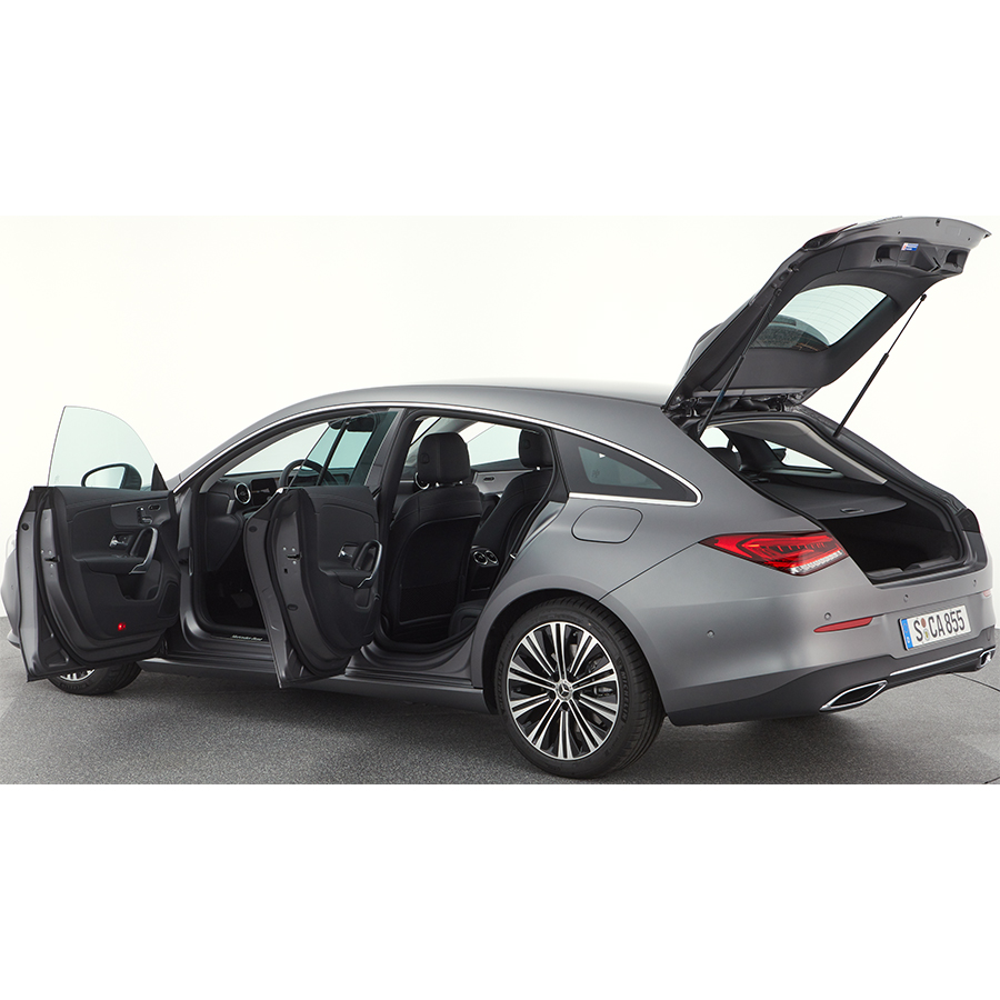 Mercedes CLA Shooting Brake 200 7G-DCT -