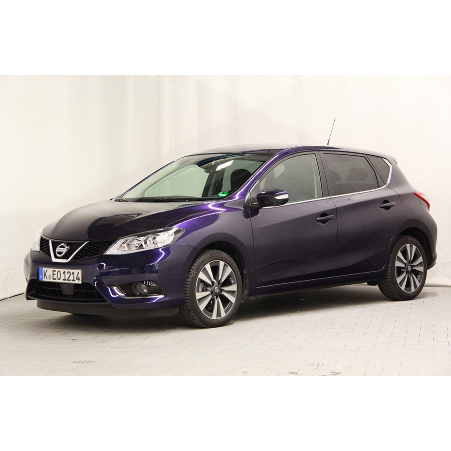 test nissan pulsar 1 2 dig t essai voiture compacte ufc que choisir. Black Bedroom Furniture Sets. Home Design Ideas