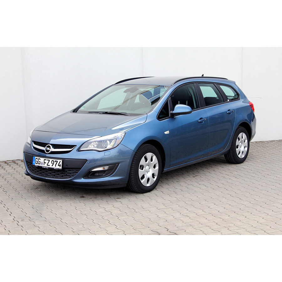 Opel Astra Sports Tourer 1.4 Turbo 120 ch Start/Stop - Vue principale