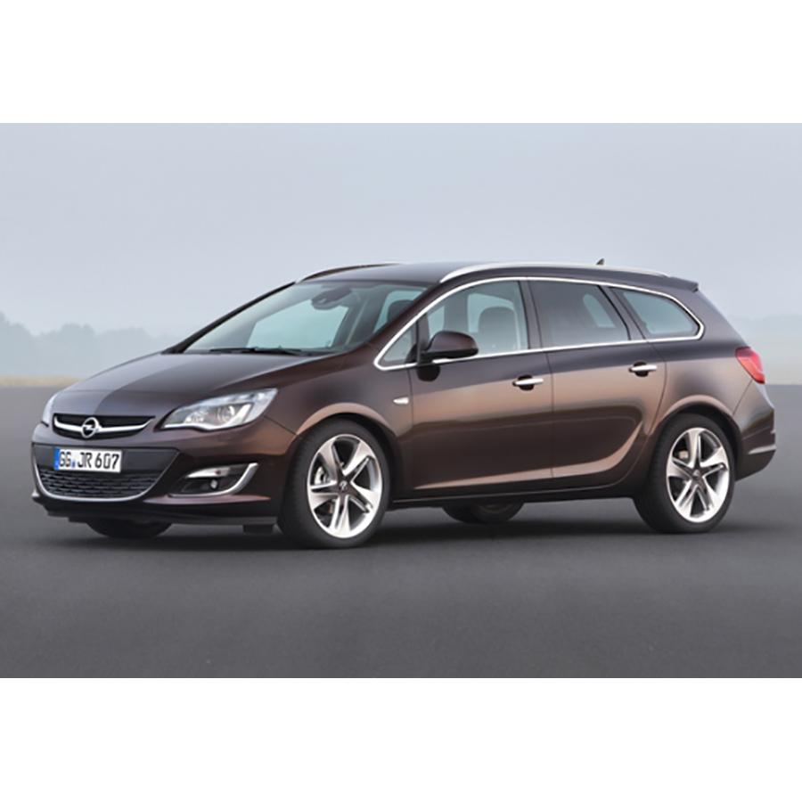 Opel Astra Sports Tourer 1.7 CDTI 110 EcoFLEX Start/Stop - Vue principale