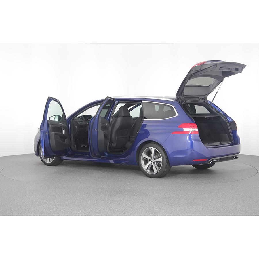 Peugeot 308 SW 2.0 BlueHDi 180ch S&S EAT8 GT -