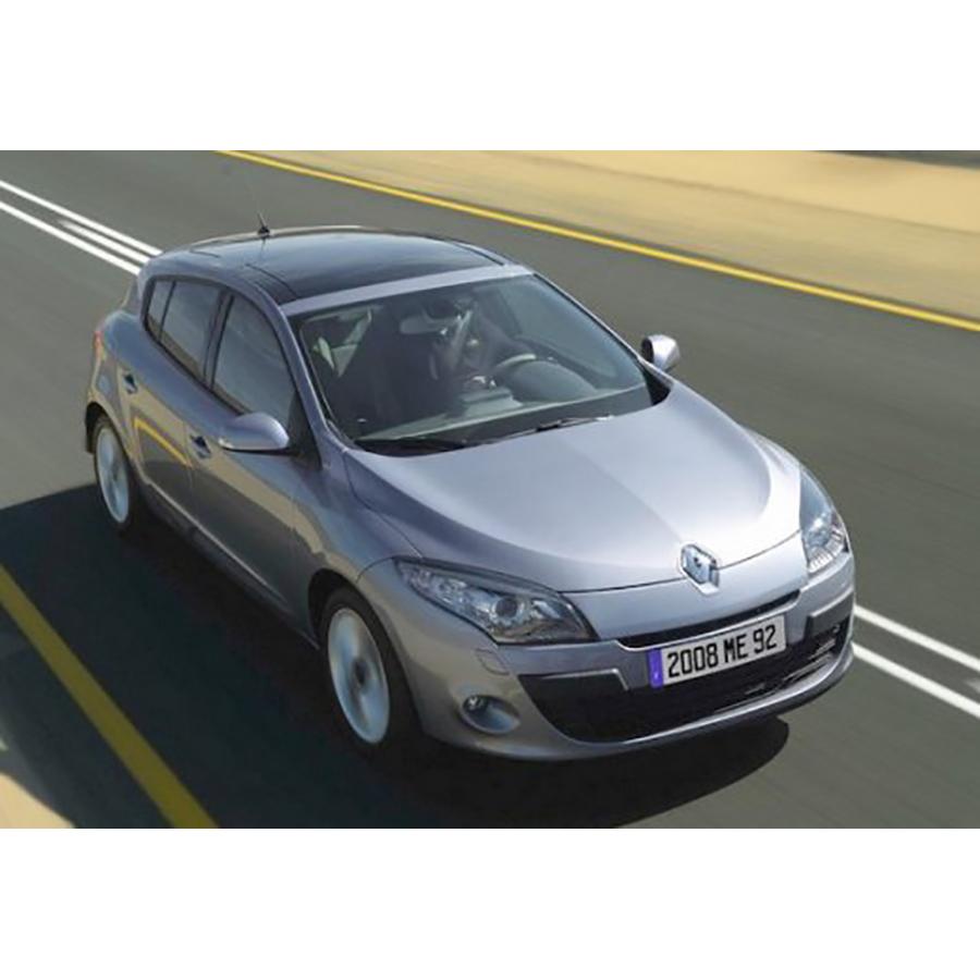Renault Megane III dCi 130 Energy eco2 - Vue principale