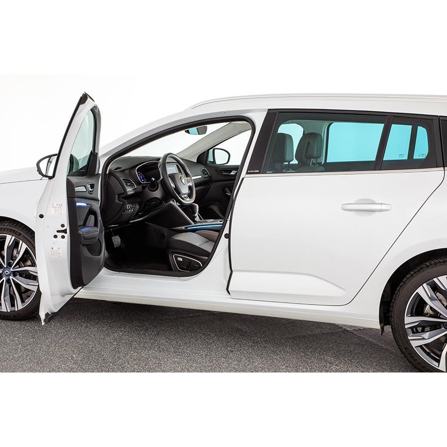 Renault Megane IV Estate E-TECH Plug-In Hybride 160 -