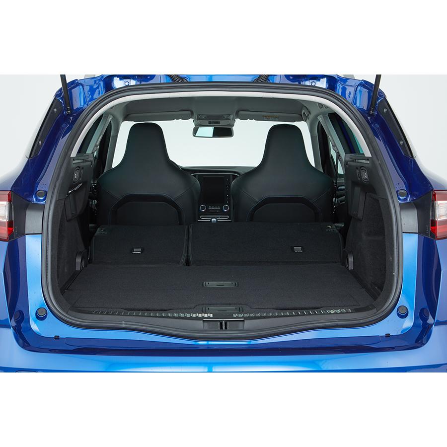 Renault Megane IV Estate TCe 160 EDC FAP -