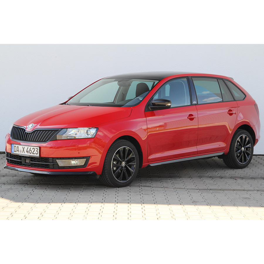Skoda Rapid Spaceback 1.4 TDI 90 ch GreenTec -