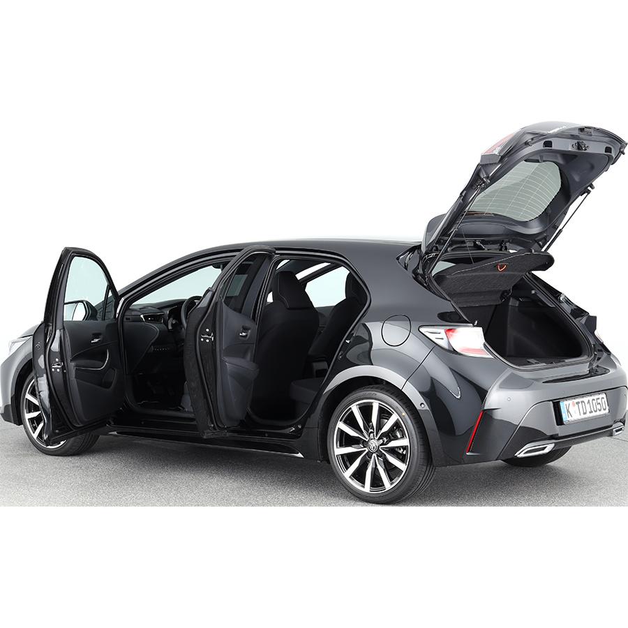 Toyota Corolla Hybride 184h -