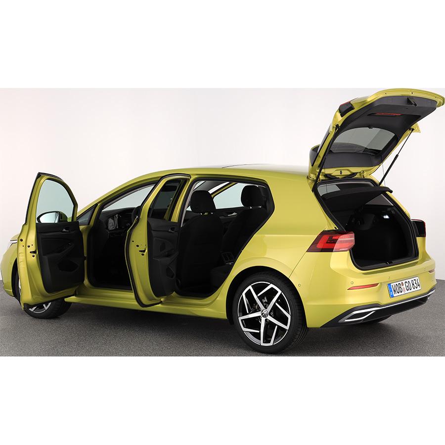 Volkswagen Golf 1.5 eTSI OPF 150 DSG7 -