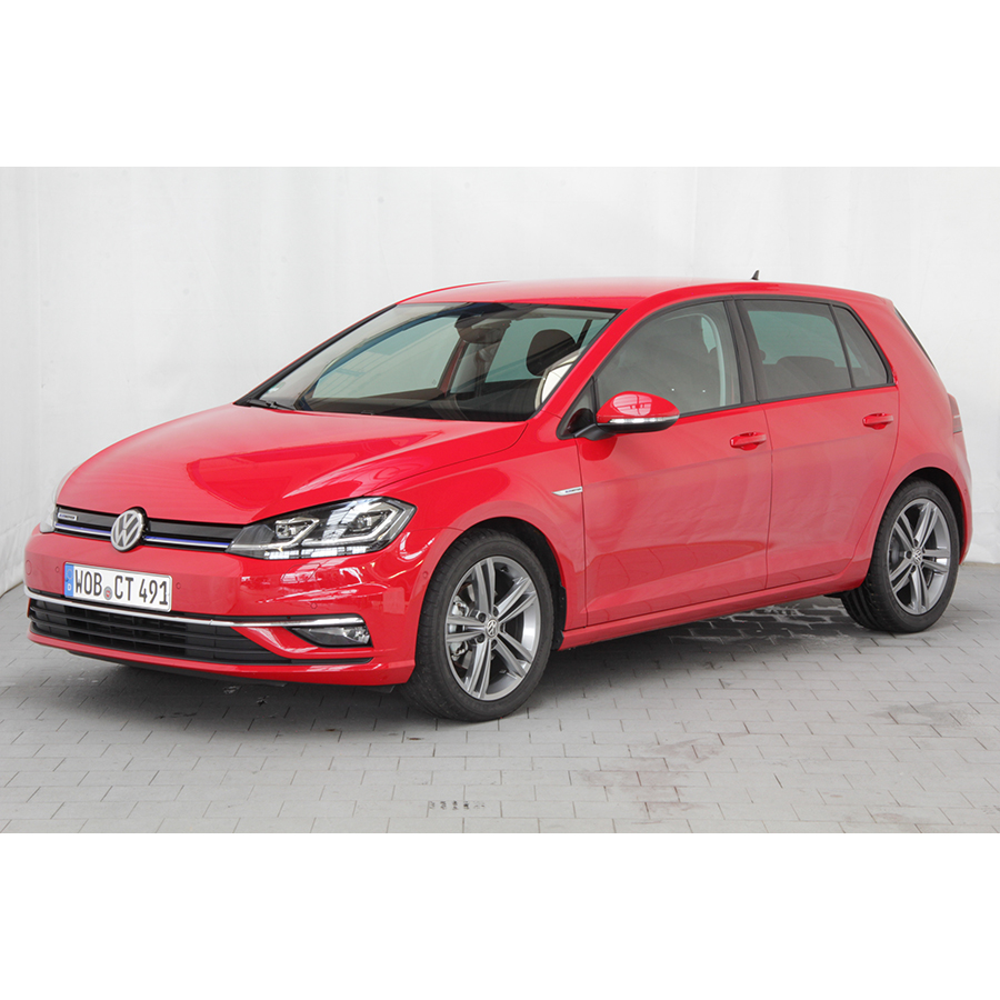 test volkswagen golf 1 5 tsi 130 evo bluemotion dsg7 essai voiture compacte ufc que choisir. Black Bedroom Furniture Sets. Home Design Ideas