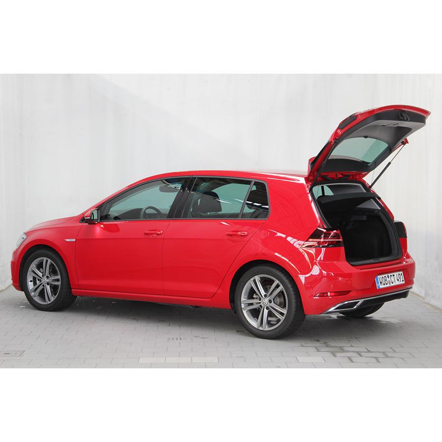 test volkswagen golf 1 5 tsi 130 evo bluemotion dsg7 essai voiture compacte ufc que choisir. Black Bedroom Furniture Sets. Home Design Ideas
