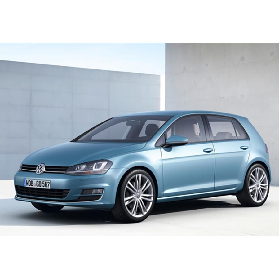 Volkswagen Golf 1.6 TDI 105 BlueMotion - Vue principale
