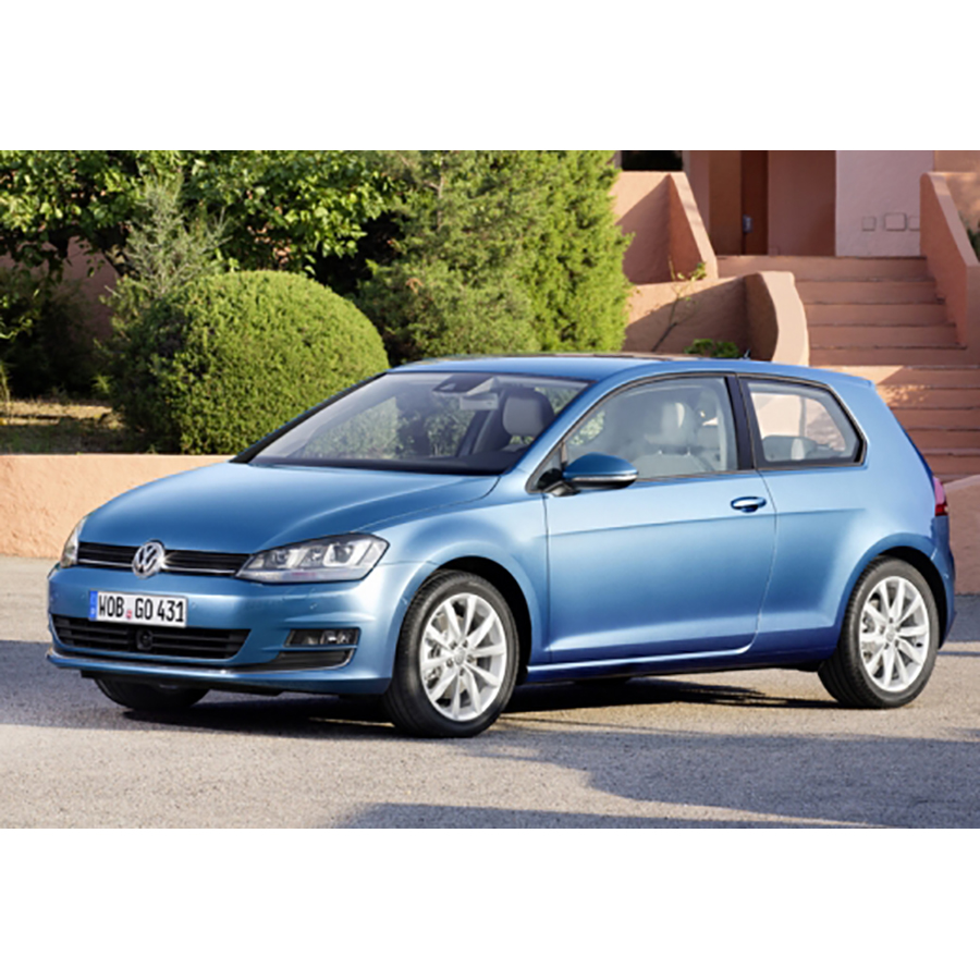 volkswagen golf vii 1 6 tdi blue motion comfortline 2014 hunedoara best car review. Black Bedroom Furniture Sets. Home Design Ideas