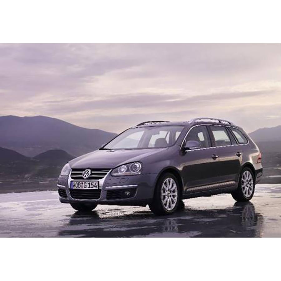 Volkswagen Golf SW 2.0 TDI 150 BlueMotion - Vue principale