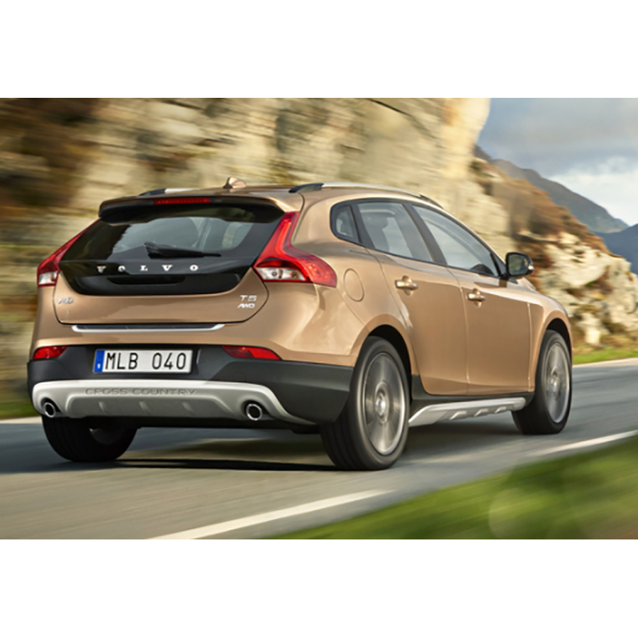 test volvo v40 cross country d4 177 geartronic a essai voiture compacte ufc que choisir. Black Bedroom Furniture Sets. Home Design Ideas