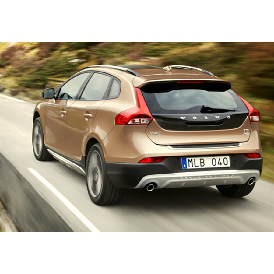 test volvo v40 cross country d4 177 geartronic a essai. Black Bedroom Furniture Sets. Home Design Ideas