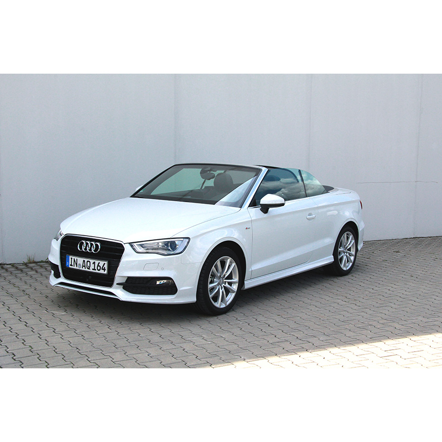 test audi a3 cabriolet 2 0 tdi essai voiture coup cabriolet ufc que choisir. Black Bedroom Furniture Sets. Home Design Ideas